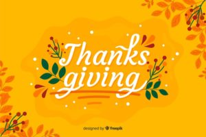 Thankfully Thinking of Thanksgiving by EduDee