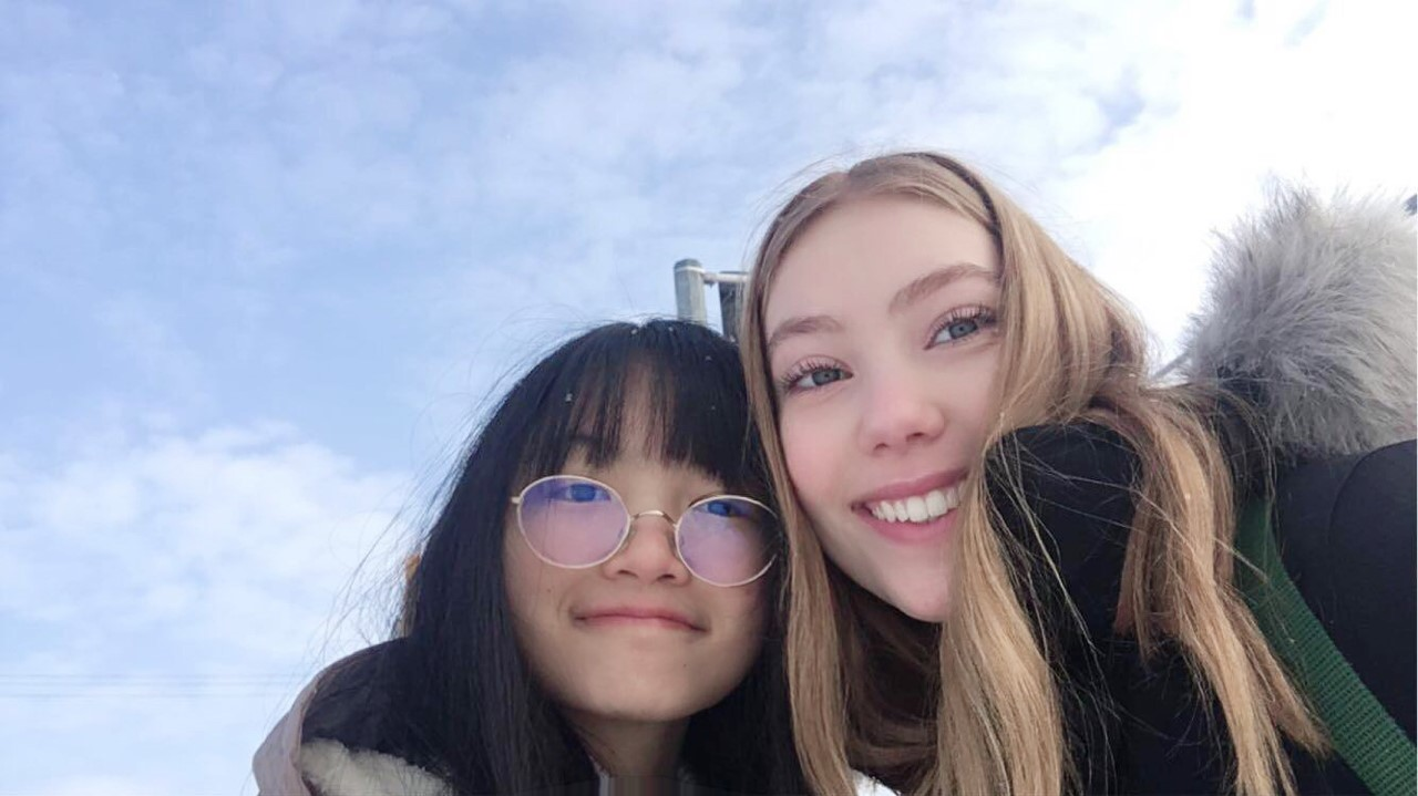 Canada Exchange Student Min's Everlasting Memories